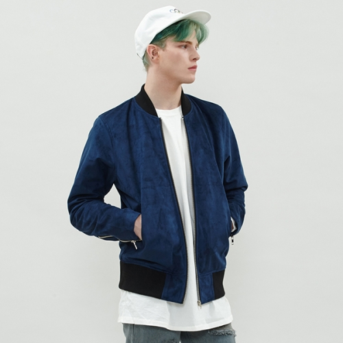 SANDRO SUEDE BLOUSON 산드로 스웨이드 블루종 [5color / 2size]