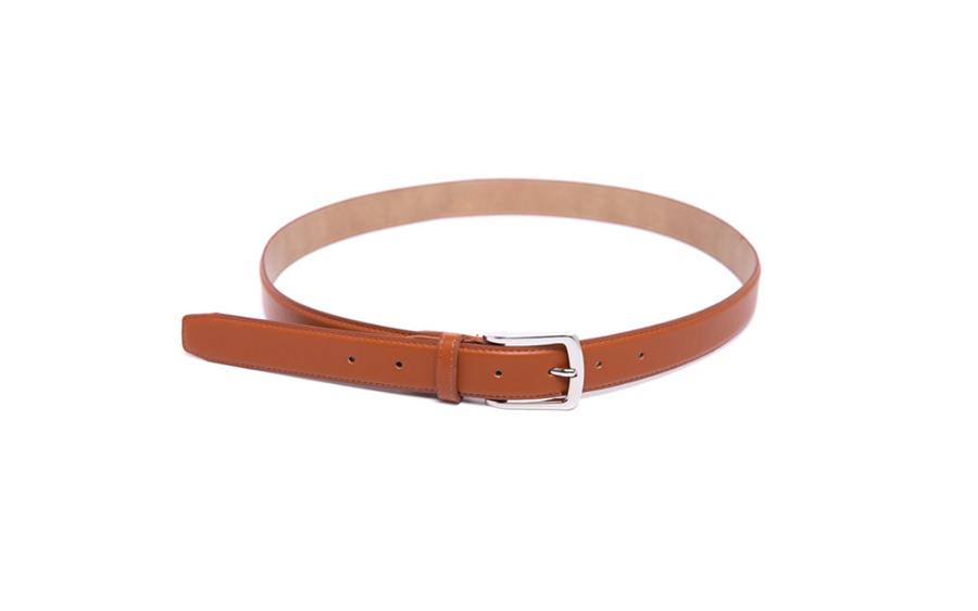 VOLUME LEATHER BELT볼륨 레더 벨트[7color / one size]