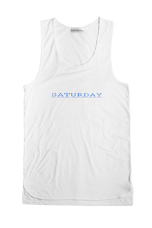 FLOOSE15SS SLEEVELESS SATURDAY