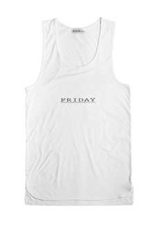 FLOOSE15SS SLEEVELESS FRIDAY