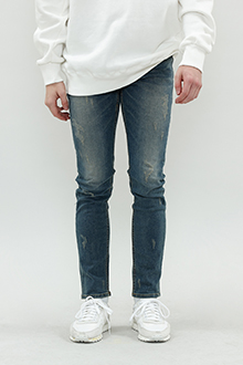 STRETCH SLIM JEANS 스트레치 슬림 진 [one color / 3size]