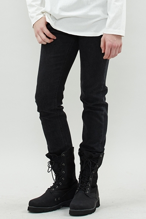 DARK DENIM SLIM PANTS 다크데님 슬림팬츠 [one color / 4size]