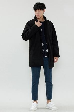 A-1 PADDING COAT 에이원 패딩 코트 [2color / 3size]