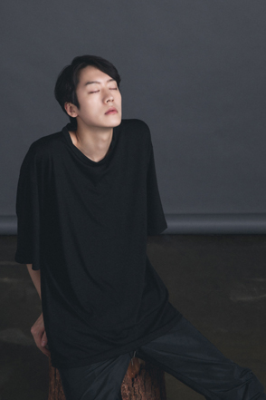 BASIC BOXY SILKET T-SHIRTS베이직 박시 실켓 티셔츠[4color /one size]