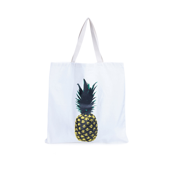 PINEAPPLE ECHO BAG파인애플 에코백[2color / one size]