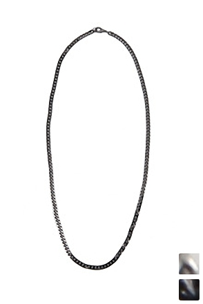 METAL CHAIN NECKLACE메탈 체인 목걸이[2color / one size]