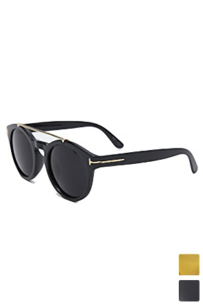 GOLD CLASSIC SUNGLASS골드 클래식 선글라스[2color /one size]