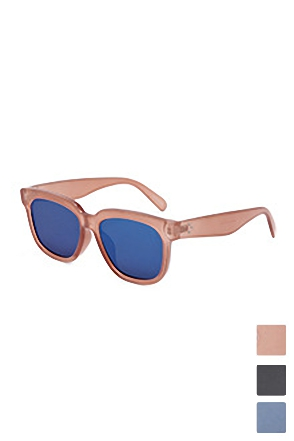 PLANE SUNGLASSES평면 렌즈 선글라스[3color /one size]